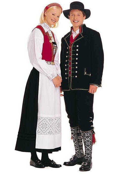 bunad norwegian traditional costume national costume nemzeti