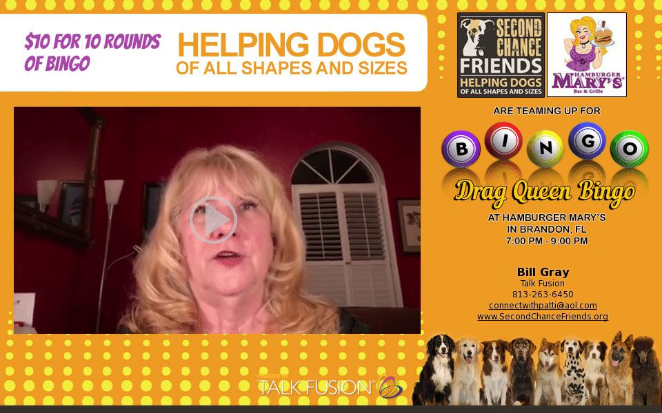 Talk Fusion Video Email System Talk, Video, Dog help