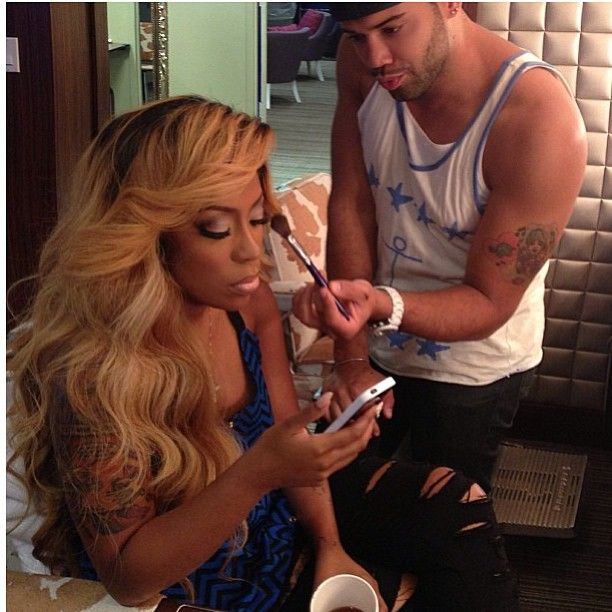 K Michelle S Hair Style Gallery Photos Hair Styles Hairstyle Gallery Bombshell Hair