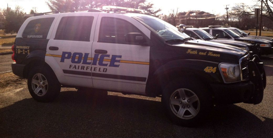 Fairfield police arrest three on first weekend of drive