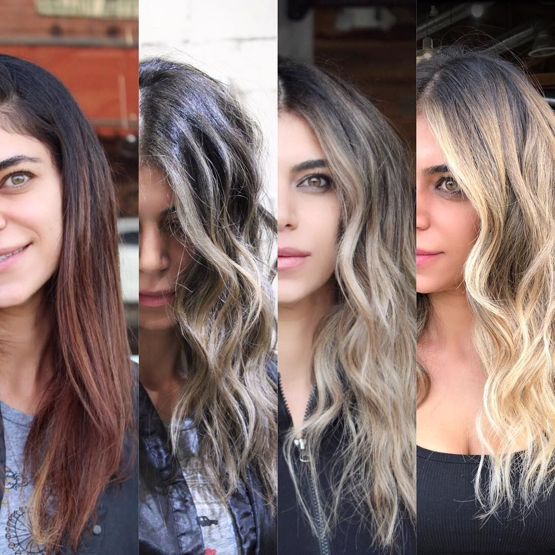 80 Inspirational Hair Makeover Before And After Ideas To Try In 2020 In 2020 Hair Makeover Hair Inspiration Hair