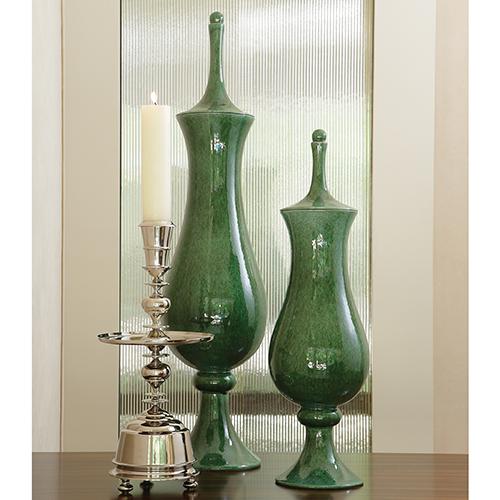 Luxury Interior Design Designer Project Fillers Emerald Green Vases