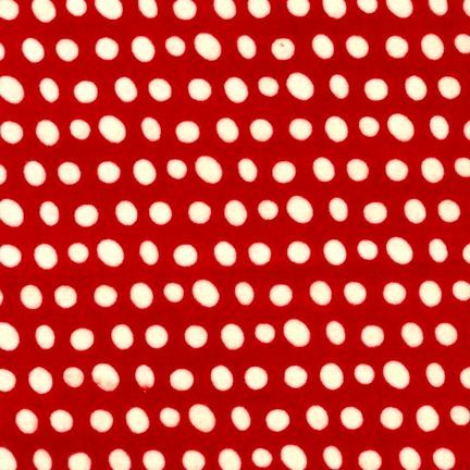 Cotton Quilt Fabric Flannel Quilt Fabric Red White Dots Christmas ... : flannel quilt fabric - Adamdwight.com