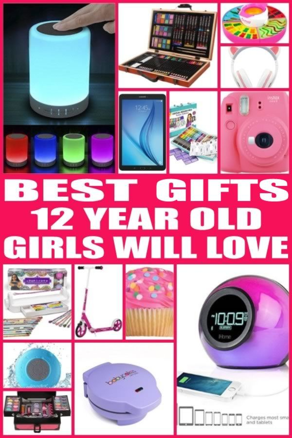 Best Toys for 12 Year Old Girls | Tween girl gifts, 12 year old christmas gifts, Christmas gifts ...