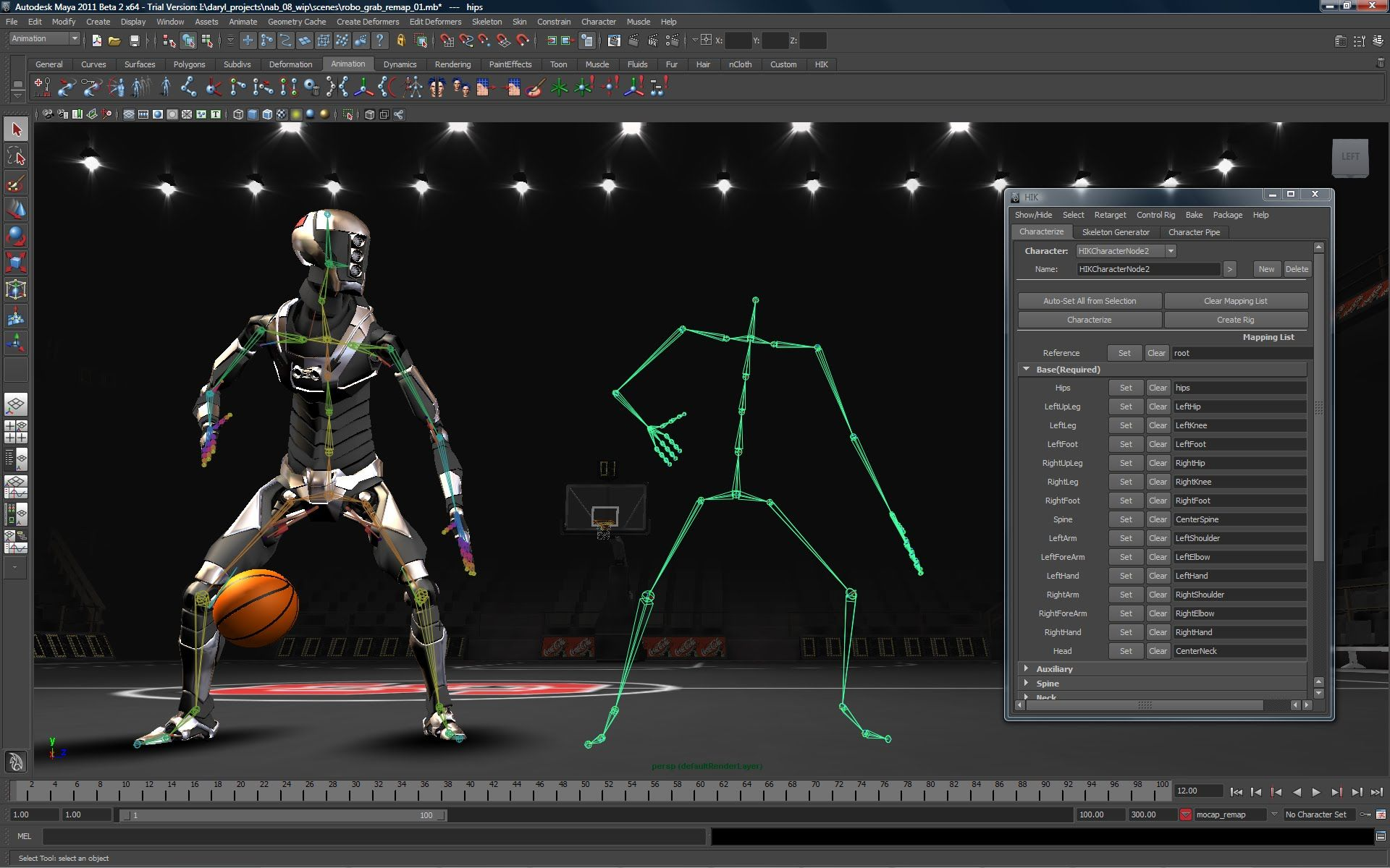 best 3d animation software for games