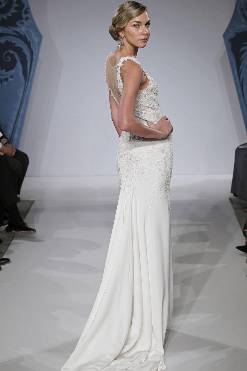 Mark zunino wedding dresses  Bridal   Mark Zunino  Dressed for the big day  Pinterest