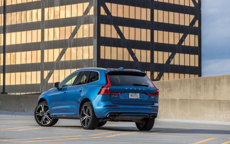 Volvo Xc60 T8 R Design Hybrid 2019 Volvo Xc60 Volvo Volvo Xc90