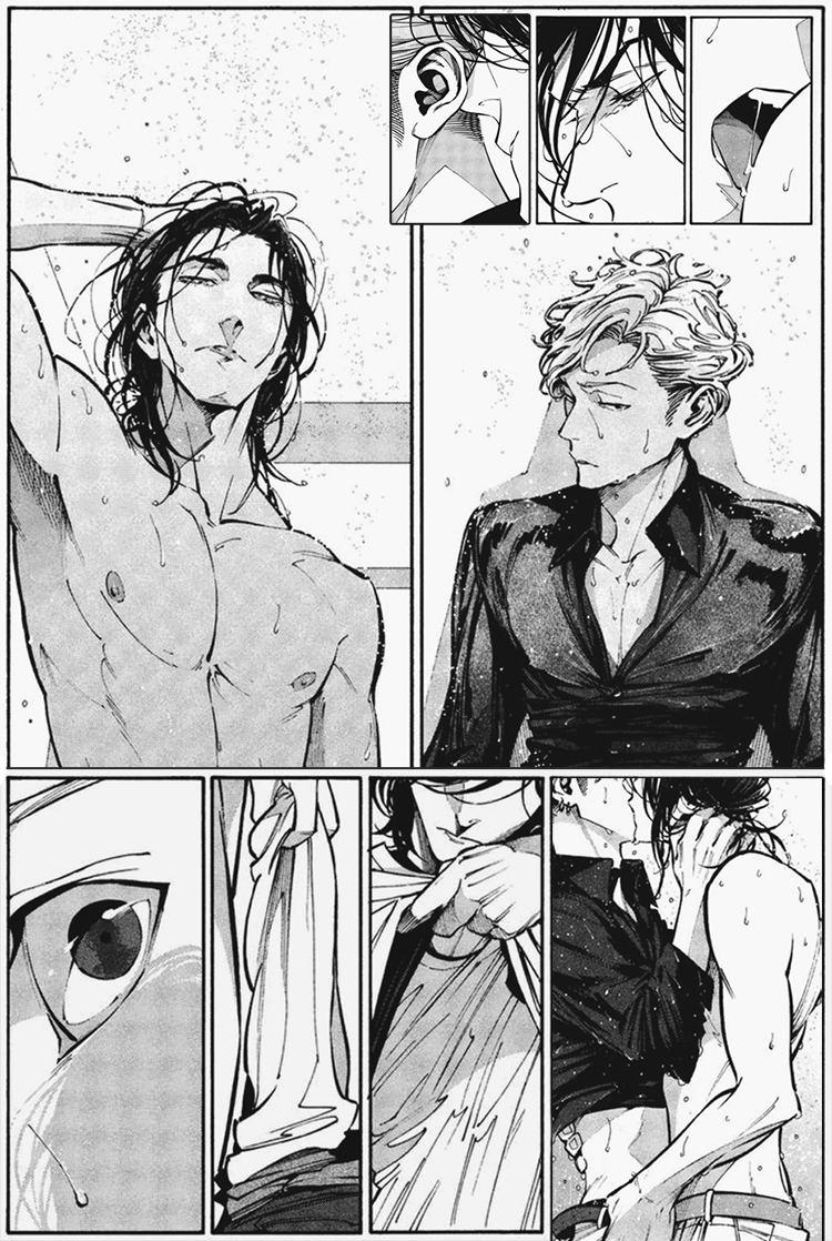 ZAKK] Canis -Dear Hatter - Page 8 of 8 | Manga | Pinterest | Manga on chalet girl, the tempest, the reader, the avengers, the deep blue sea, red state, i want you, the lovely bones, the mummy, dream house, like crazy,