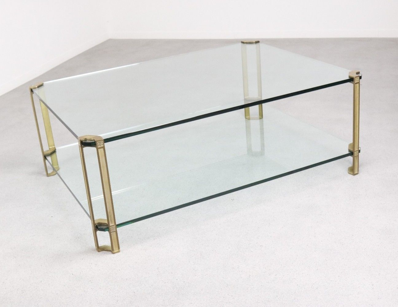 Ghyczy Salon Tafel.Coffee Table By Peter Ghyczy For Ghyczy 1970s Vintage