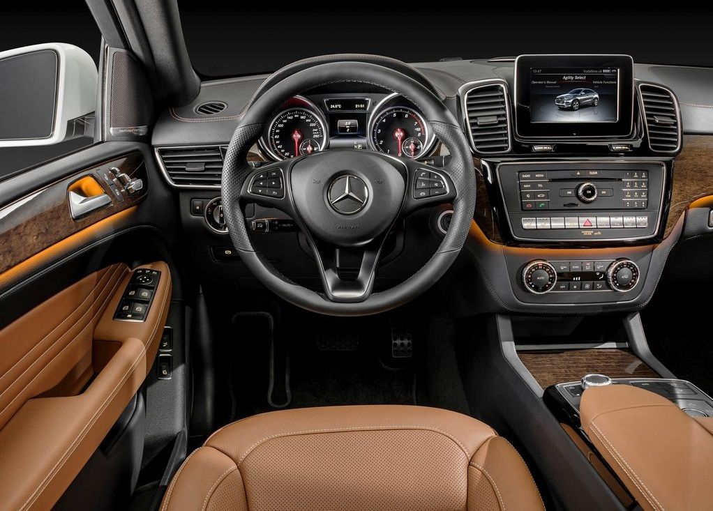 Mercedes Benz Gle450 Amg Coupe 2015 Review With Images