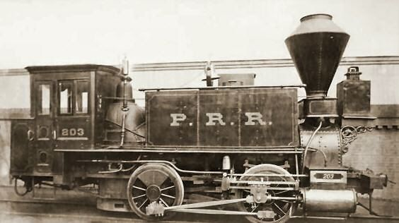 Pennsylvania Railroad Steam Locomotive Roster | Class A1