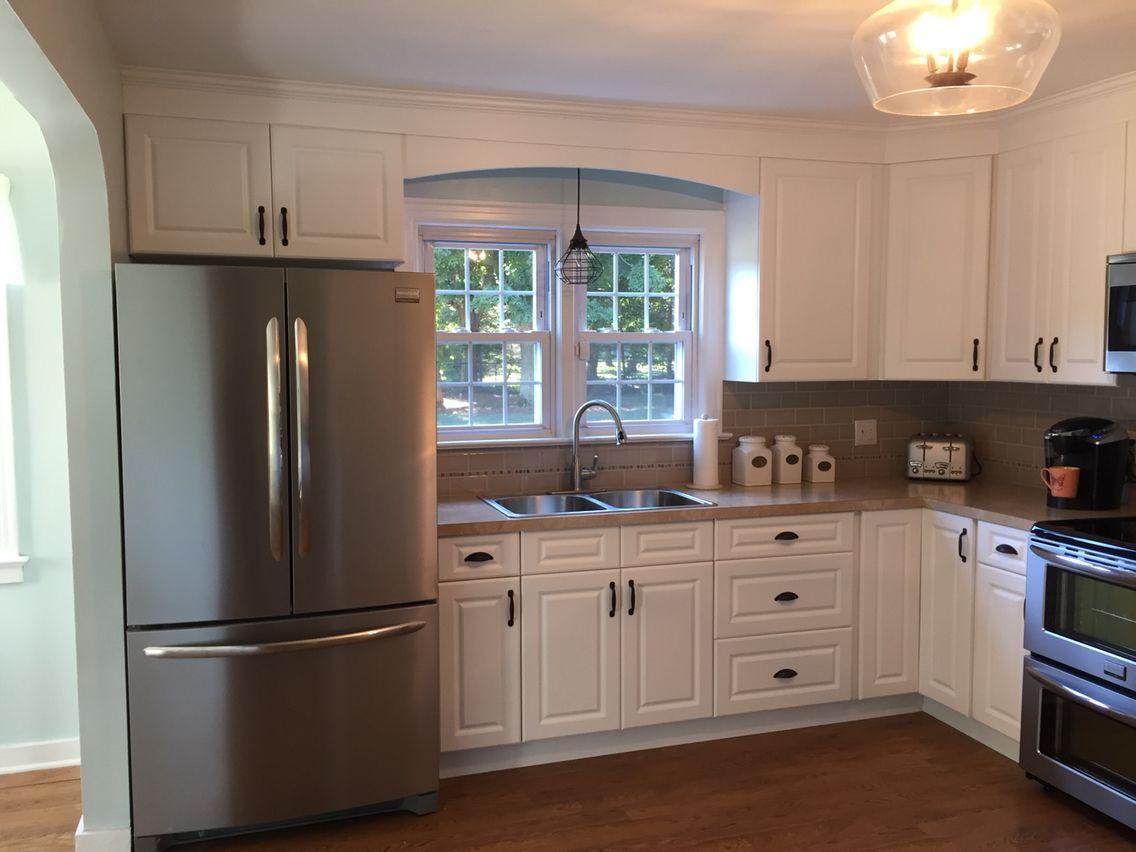 My white kitchen | White kitchen, Kitchen cabinets