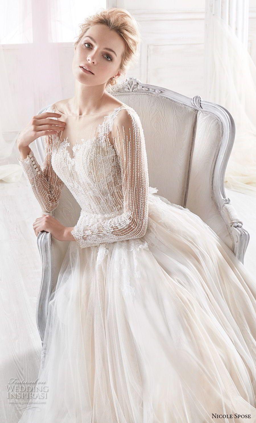 Nicole bridal collection u princessready wedding dresses
