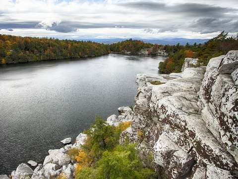 Lake Minnewaska, Ulster County, NY
