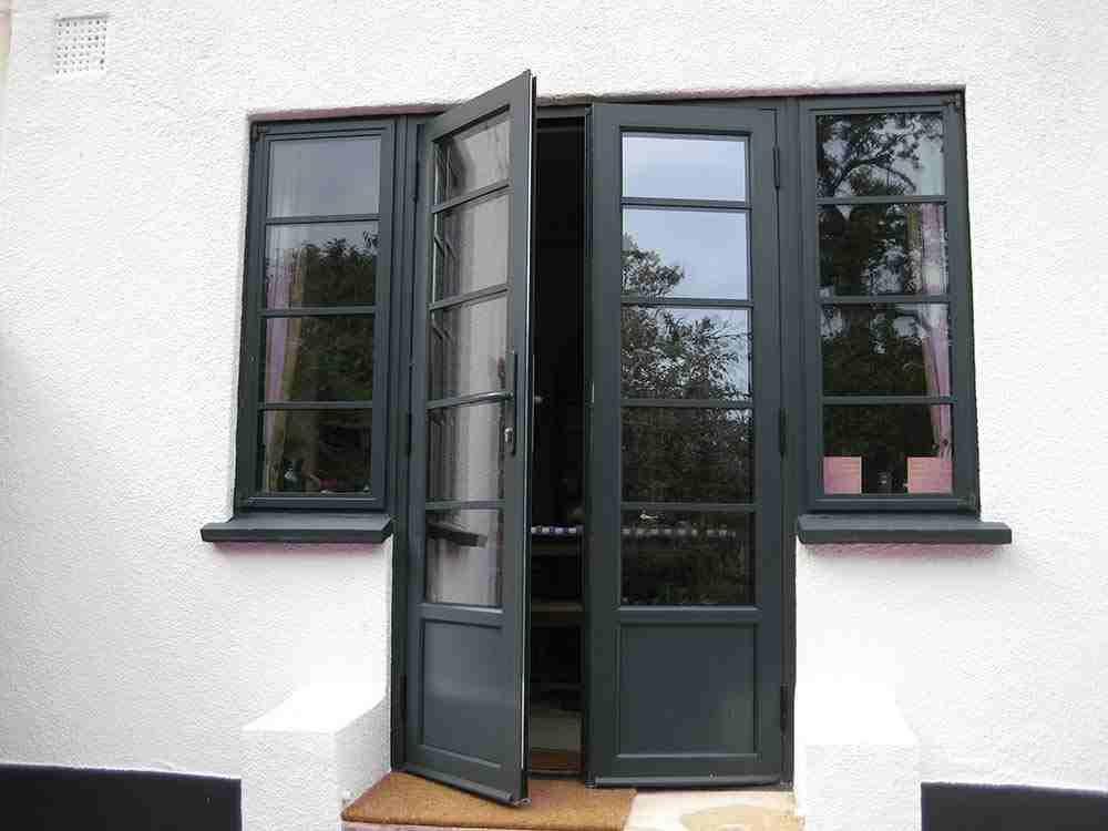 Black French Patio Doors In 2020 Patio Doors Sliding Glass Door Sliding Doors Interior