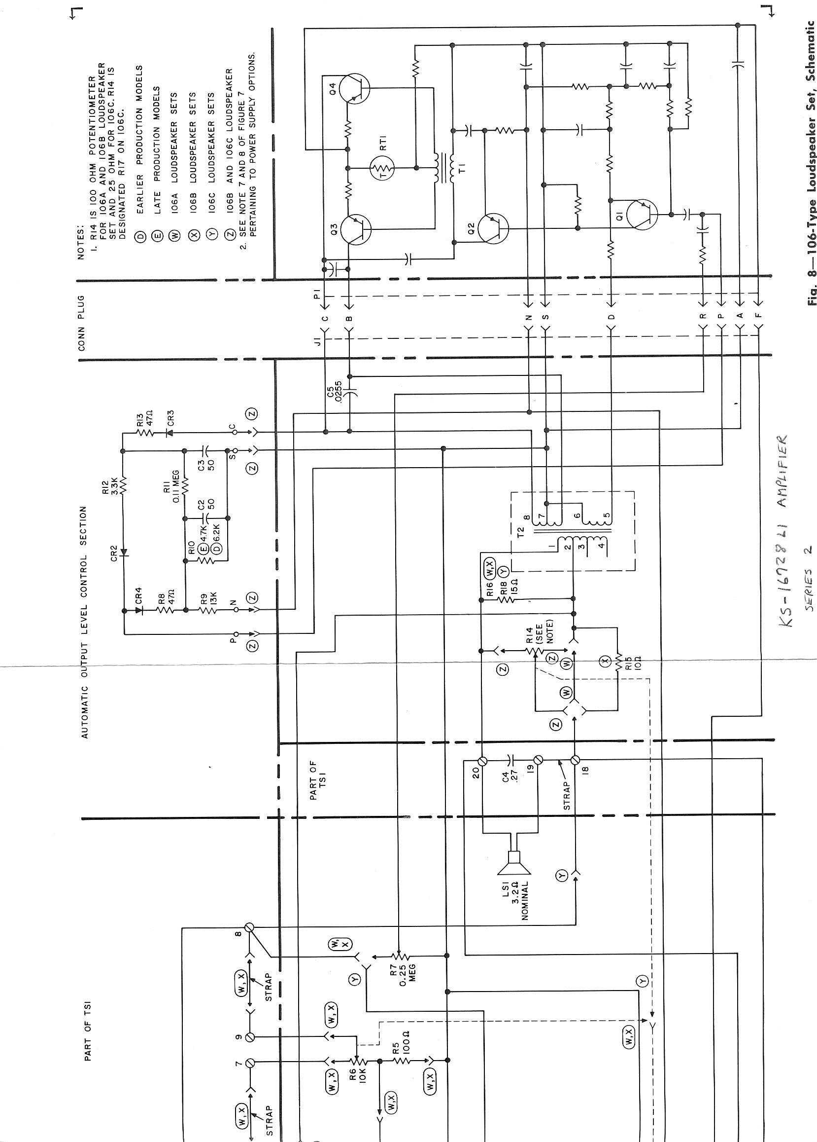 Antique Phone Wiring Diagram
