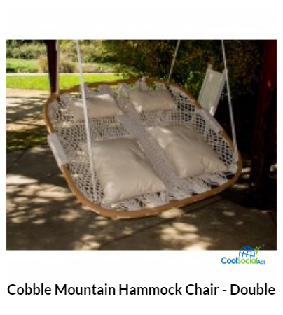cobble mountain hammock chair   double for more details visit http   coolsocialads  cobble mountain hammock chair   double for more details visit http      rh   pinterest