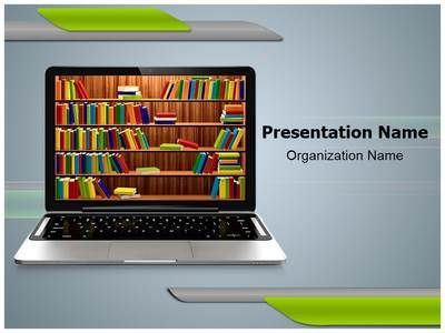 Digital library powerpoint template is one of the best powerpoint digital library powerpoint template is one of the best powerpoint templates by toneelgroepblik Images
