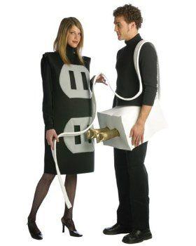 Unique Halloween Couples Costumes