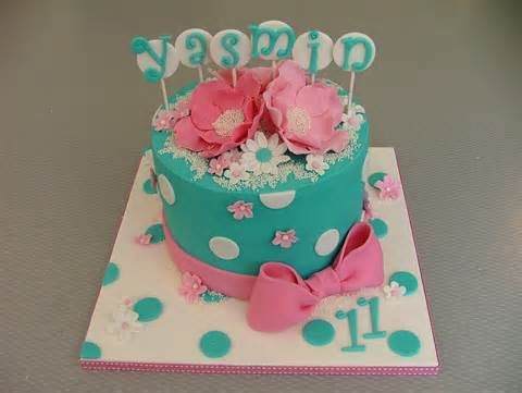 Cake Ideas For 10 Year Old Girl Yahoo Image Search Results