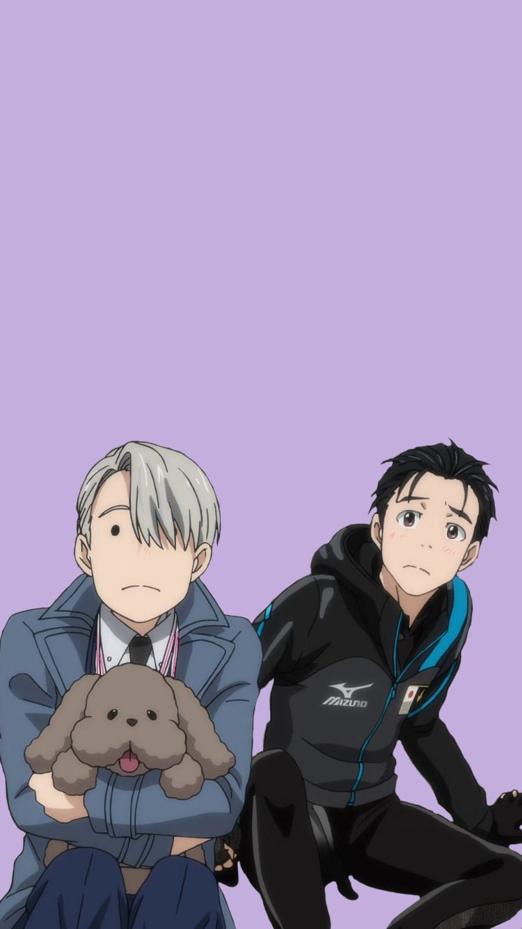 Pin By Fir Baekhyun On Yuri On Ice Yuri On Ice Cute Anime