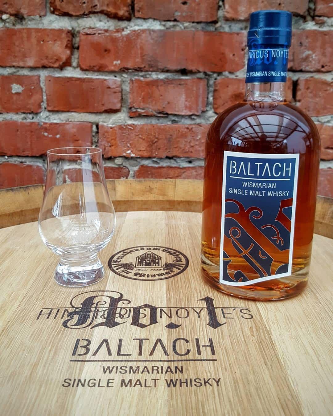 Baltach wismarian single malt