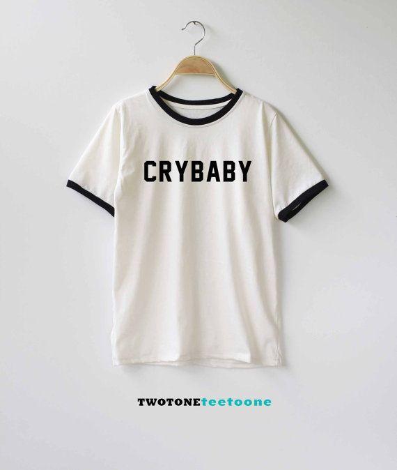 d0a1ea7f8628 Cry Baby Shirt TShirt T-Shirt T Shirt Tee