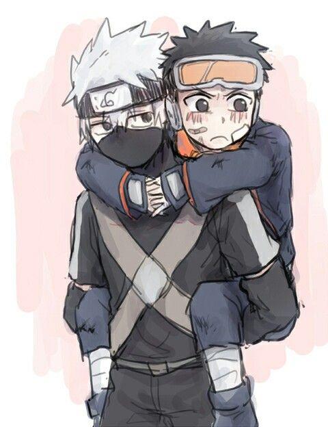 Kid Kakahi & Kid Obito