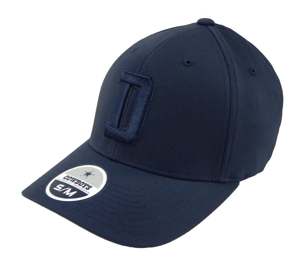 pretty nice f688e baa20 ... discount cowboys mens hat dallas cowboys nfl total tonal d blue  football cap nylon s a361c ...
