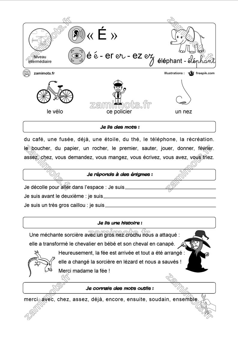 mes fiches de phonologie Education, Sheet music