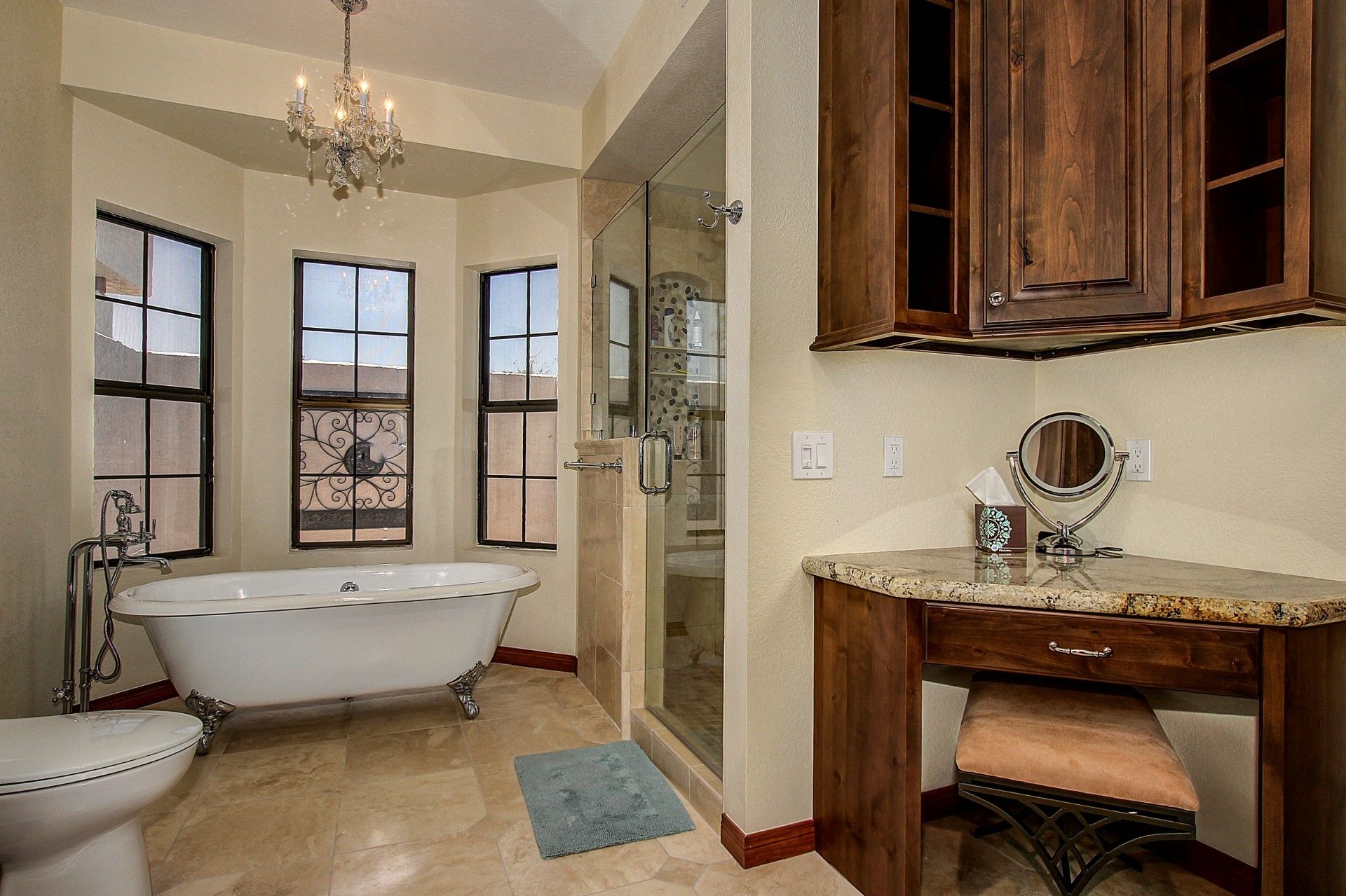 Scottsdale, AZ Traditional Bathroom Remodel - Good Guys ...