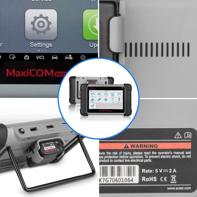 Autel mk808ts auto tpms obd diagnostic tool with