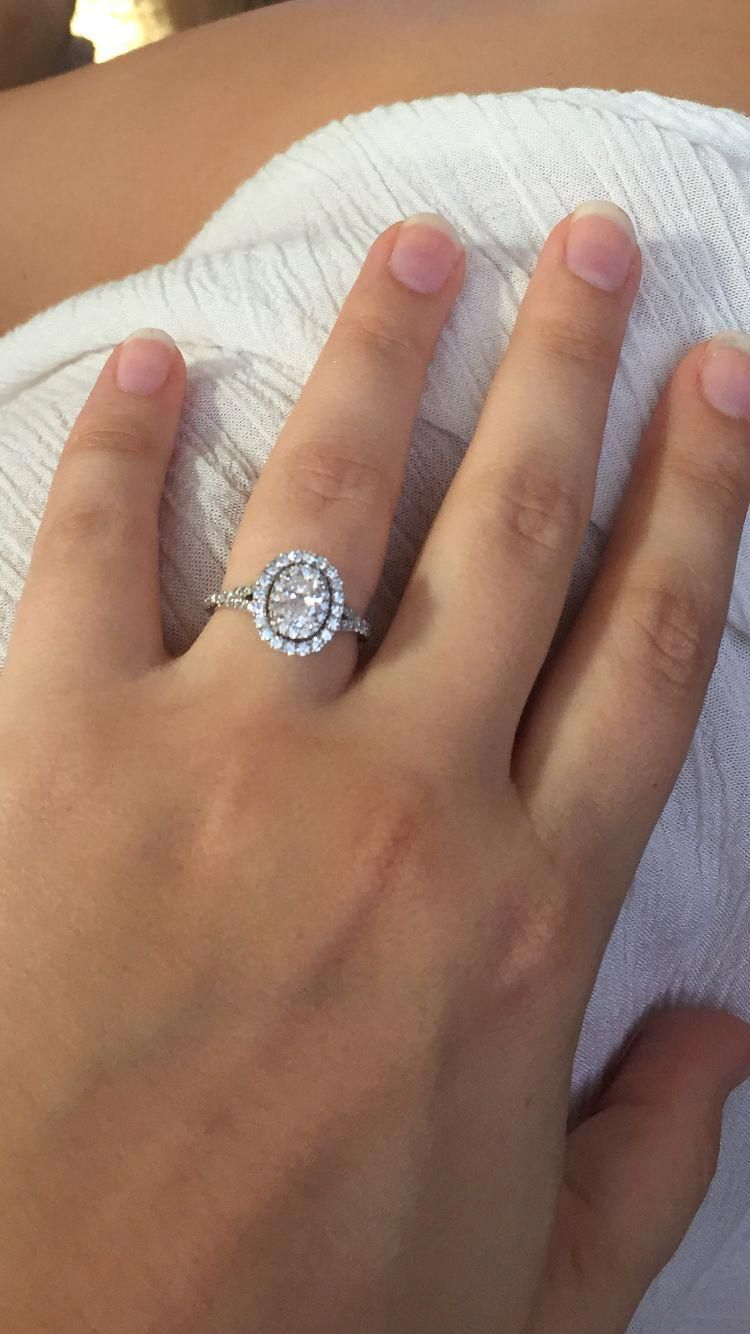 1.31ct Neil Lane Engagement Ring Oval Engagement