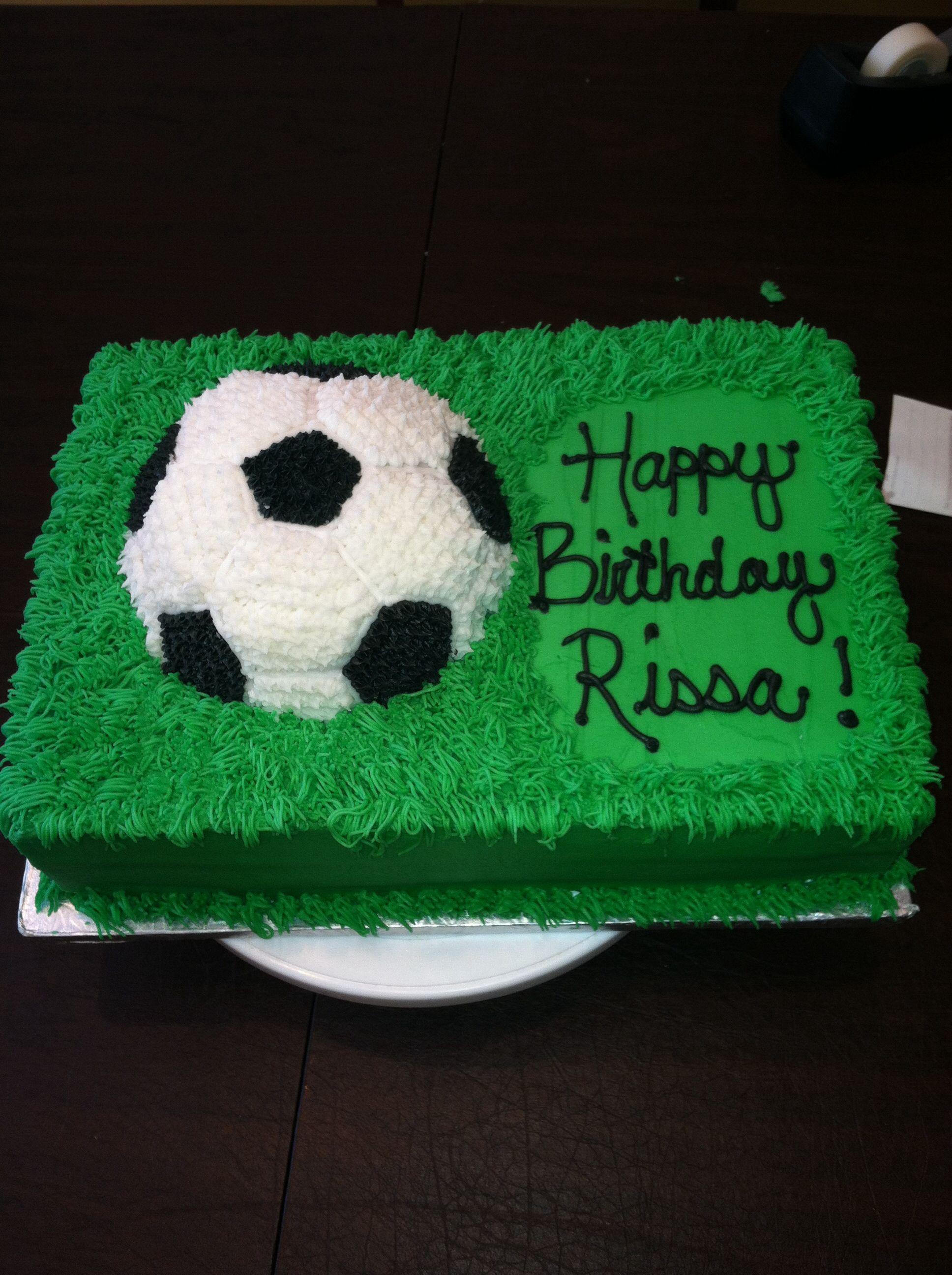 Soccer Ball Cake Decoracao De Bolo Bolos De Aniversario