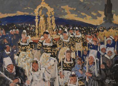 Commissaires Priseurs Encheres Publiques De Bateaux Tableaux Objets D Art Peinture Bretonne Art Commissaire Priseur