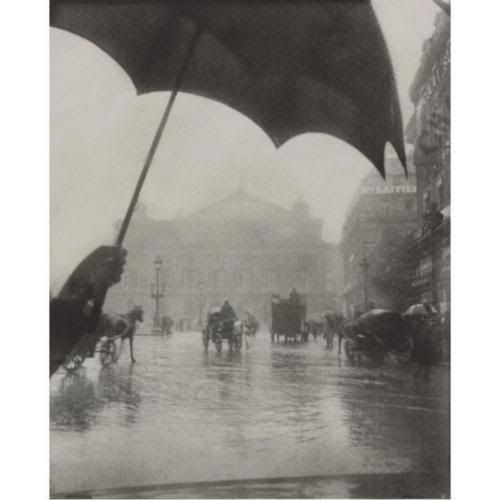 La Place de L'Opera, Pierre Dubreuil, 1909