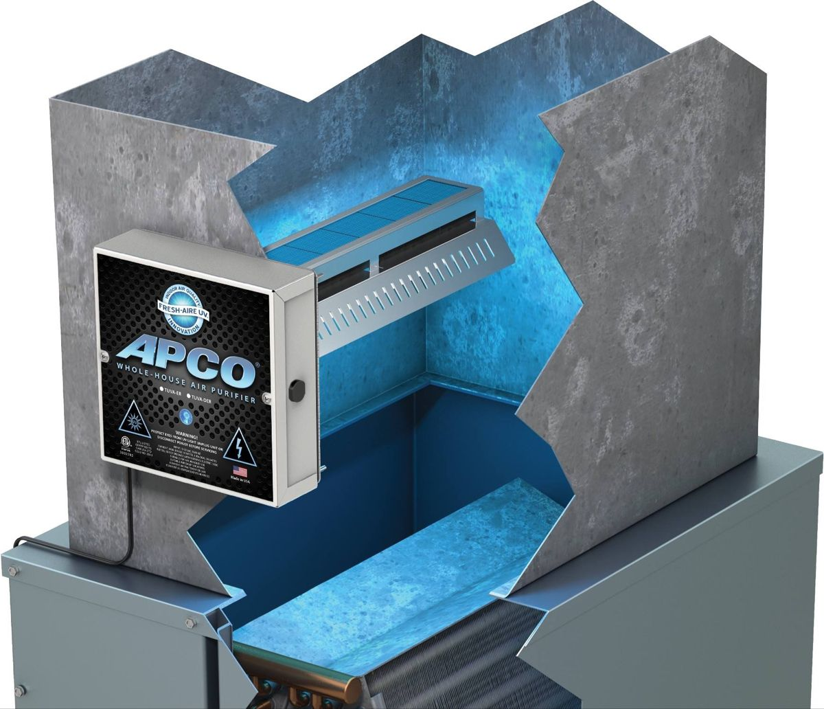 Apco UV Light in 2020 Energy efficient heating, Heating