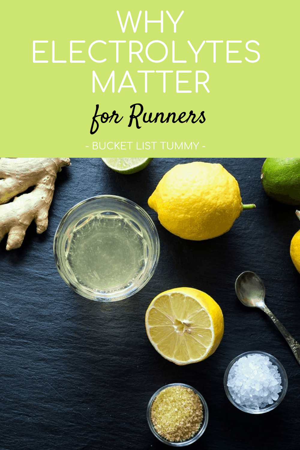 Electrolytes For Runners With Images Nutrition For Runners Runners Supplements Post Workout Nutrition