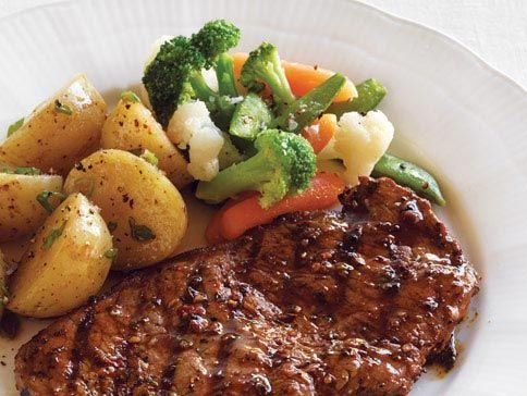Steak & potatoes | Fathers everywhere will appreciate a good, home ...