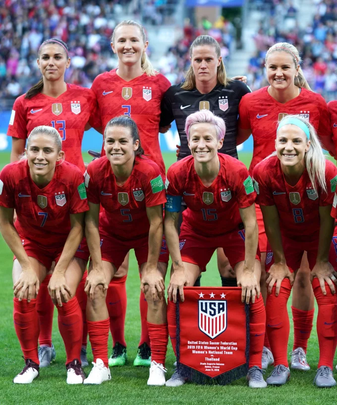 Every Time The Women S National Team Has Fought And Won For Equality Women S Soccer Team Soccer Team Womens Soccer