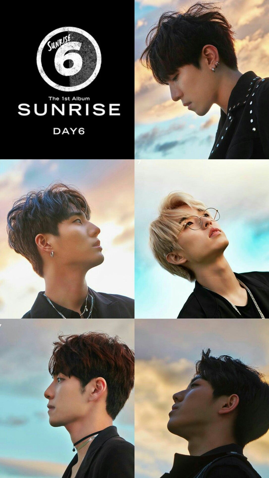 DAY6 - SUNRISE <JUNE TEASER> *please give me cr if you use