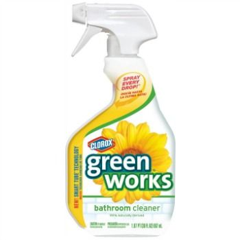 Clorox Green Works Bathroom Cleaner Review Works On Hard Water Alluring Clorox Bathroom Cleaner Inspiration Design