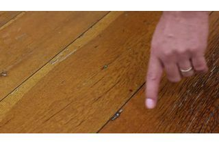 How To Clean An Unfinished Hardwood Floor Unfinished Hardwood