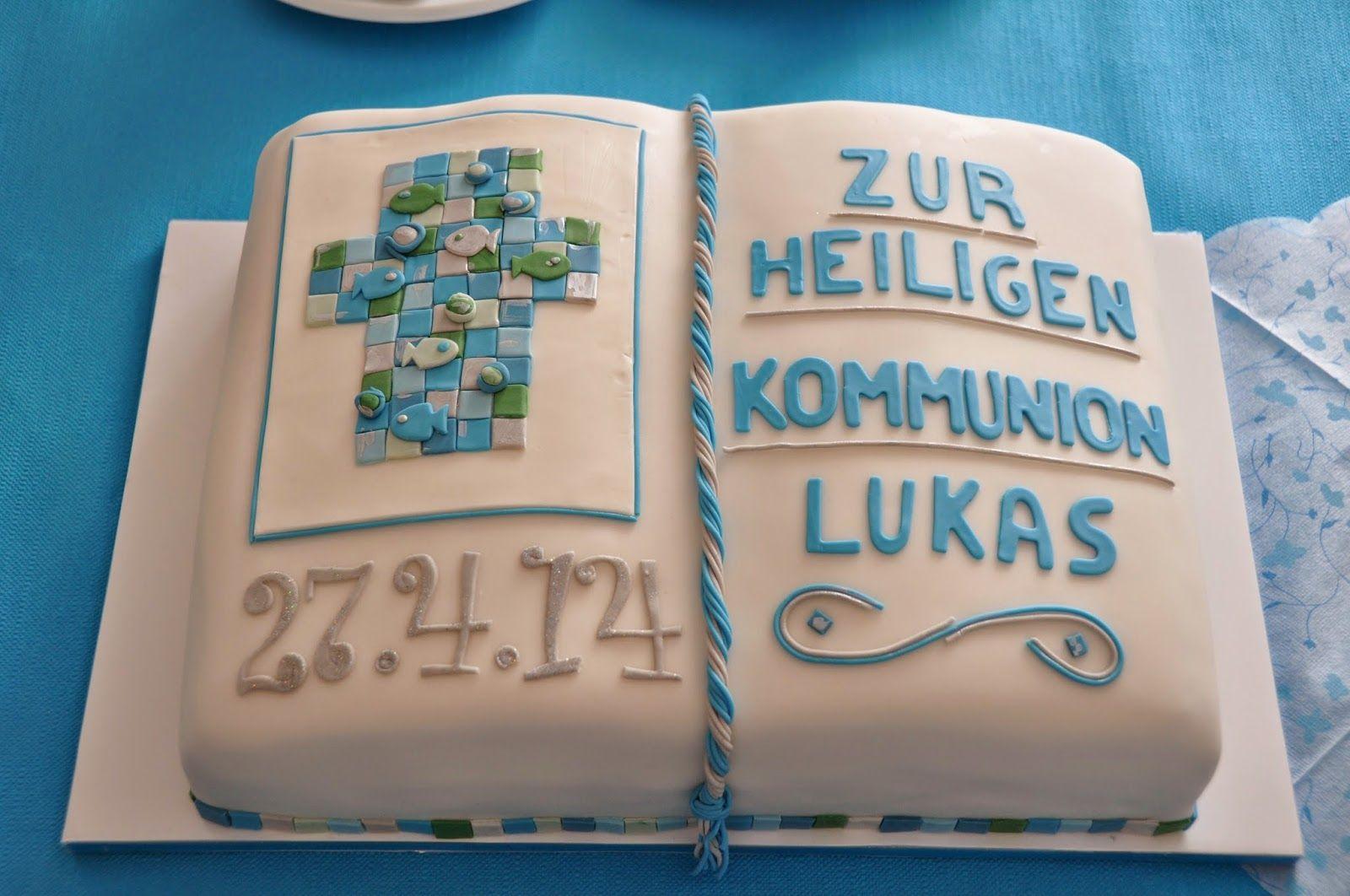 Bildergebnis Fur Torte Kommunion Buch Torte Pinterest