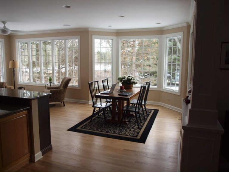 sunroom dining room of well budget conscious sunroom addition traditional dining room images. beautiful ideas. Home Design Ideas