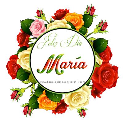 30 postales de rosas de colores con nombres de personas y amigos | Banco de Imágenes Gratis
