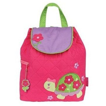 Stephen Joseph Girl Turtle kinderrugzak Quilted