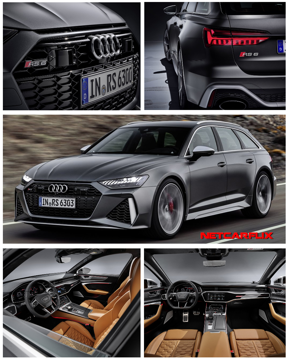 2020 Audi Rs6 Avant Hq Pictures Specs Information And Videos Dailyrevs Audi Rs6 Audi Audi Rs