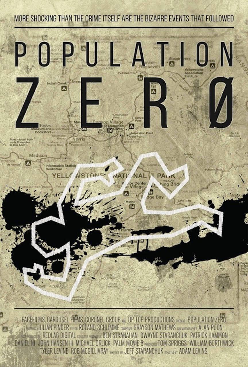 Population zero (2016) Julian T. Pinder, Adam Levins
