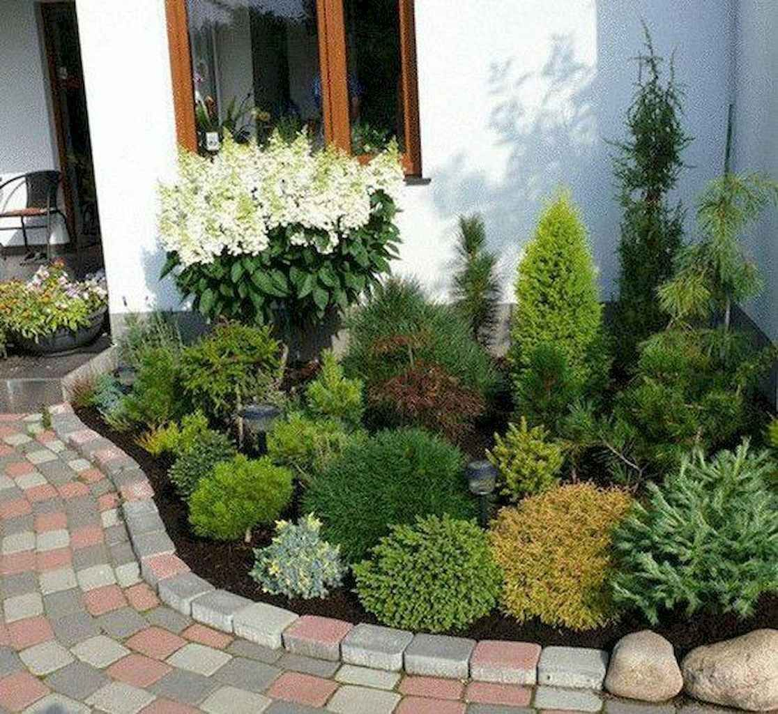 34 beautiful small front yard landscaping ideas Small